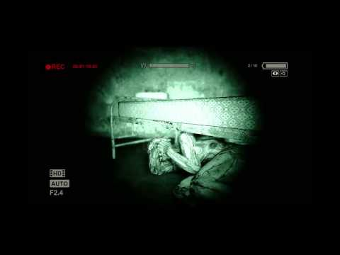 Outlast – PS4 launch trailer