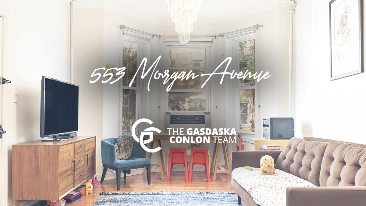 Walkthrough for 553 Morgan Avenue