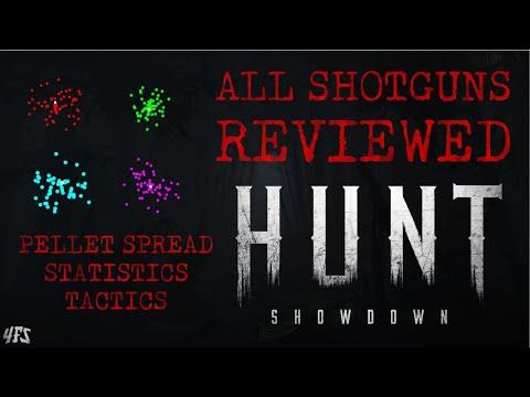 Hunt Showdown: All Shotguns Reviewed