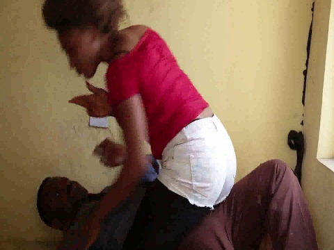 OKON AND SMALL MADAM 4_THING HAVE BECOME NEW- NOLLYWOODCOMEDY
