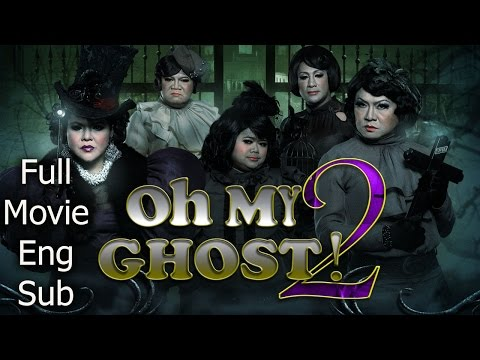 Full thai movie   oh my ghost 2  english subtitle  thai comedy