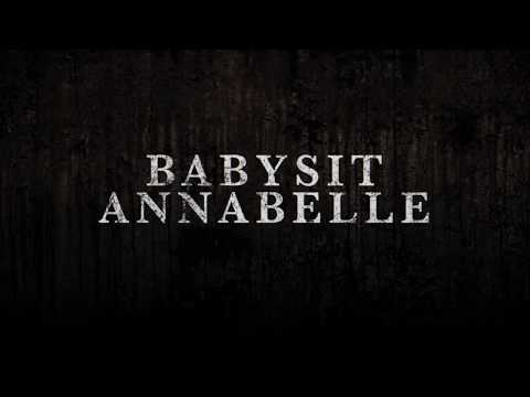 Annabelle: Creation (Viral Video 'Babysit Annabelle')