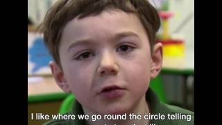 Mindfulness as Described by Children