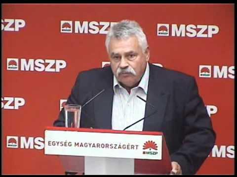 Balogh András: megújul az MSZP nemzetpolitikája
