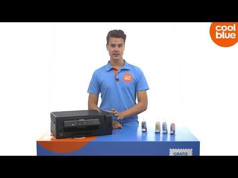 Epson ECOTank ET2650 Printer Review (Nederlands)