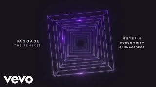Gryffin, Gorgon City, AlunaGeorge - Baggage (J. Worra Remix/Audio)