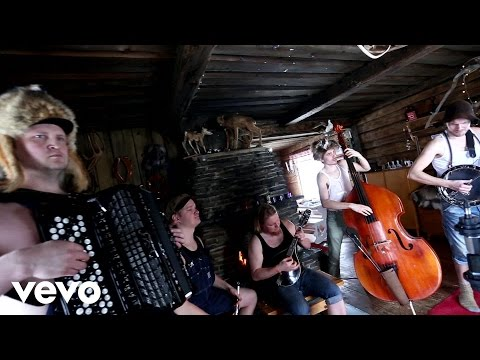 Steve 'n' Seagulls - Run To The Hills (Live)...