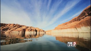 The Colorado River levels, Lake Powell explained | WATER IN THE DESERT