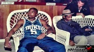 2Pac Feat. Snoop Dogg - Wanted Dead Or Alive (HQ Audio)