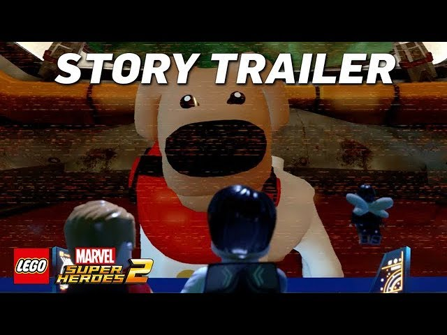 Marvel Super Heroes 2 Story Trailer