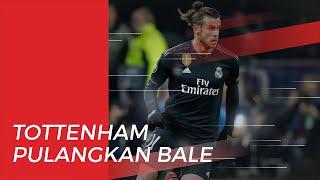 Tottenham Hotspur Diisukan akan Pulangkan Gareth Bale