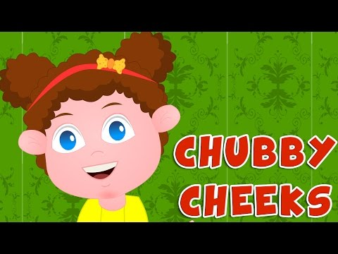 Chubby Cheeks Nursery Rhymes For Kids And Children | Songs For Toddlers