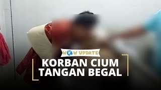 Aksi Korban Pembegalan Cium Tangan Jenazah Pelaku Begal, Sebut Tak Miliki Dendam