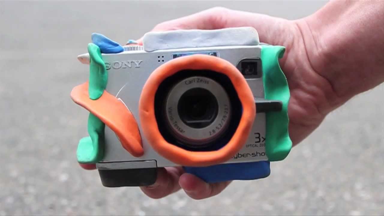 Screw Rugged Cameras — Give Me This Silicone Rubber Bouncy Cam