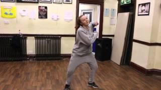 Chedda Da Connect 'Flicka Dat Wrist' Choreo   Anna Hucknall - Take 1 Dance