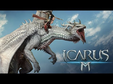 Icarus M Mobile MMO Revealed in New G-Star 2017 Trailer