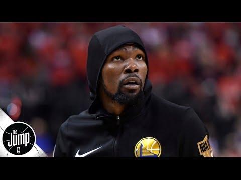 Knicks should still target Kevin Durant despite his Achilles injury - Scottie Pippen   The Jump