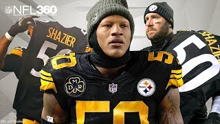 We Shalieve: The Pittsburgh Steelers are Playing for Ryan Shazier | NFL 360