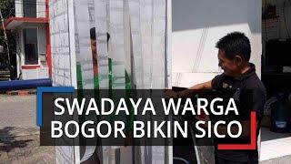 Warga Kota Bogor Secara Mandiri Bikin Alat Disinfektan SiCo, Rencanakan Program RW Siaga Covid-19