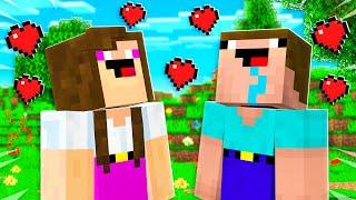 I Found Noob1234's SECRET Girlfriend!