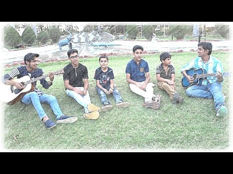 Illahi chorus with guitar drum beats