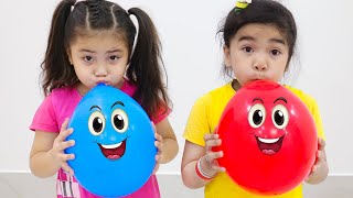 Suri And Annie Pretend Play With Magic Balloons Fun Playtime For Kids