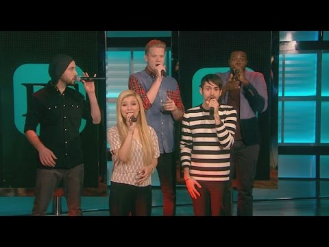 Watch: Pentatonix Sings the ET Theme Song!