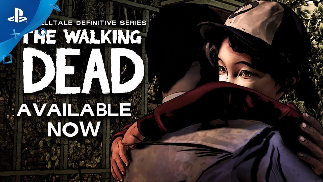 The Walking Dead: The Telltale Definitive Series Out Today