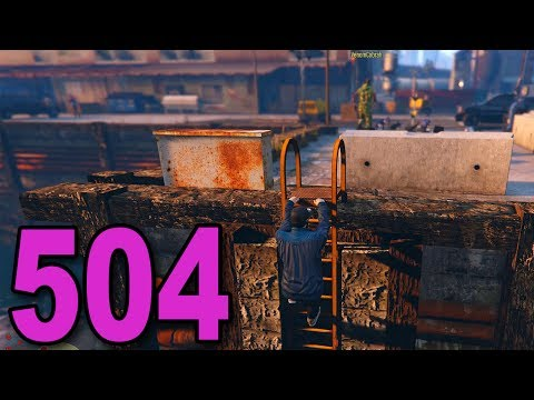 Grand Theft Auto 5 Multiplayer - Part 504 - Gunrunning