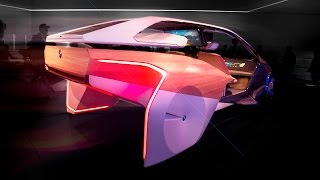 Inside the Future of Cars - BMW CES 2017