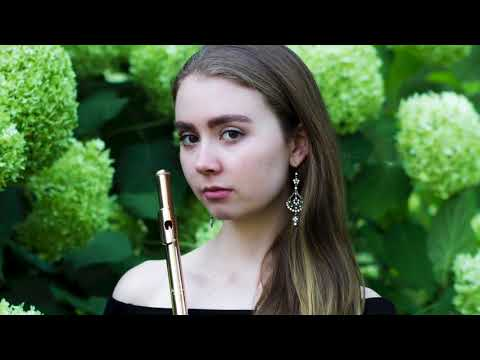 This is a live recording from my Masters recital at Stony Brook University. I am performing Aaron Copland's Duo for Flute and Piano.