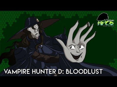 Anime Abandon - Vampire Hunter D: Bloodlust