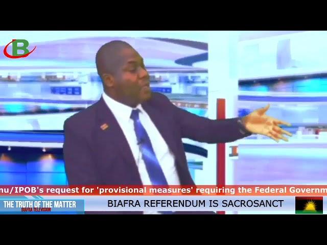 Biafra Referendum Is Sacrosanct