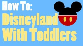 Ten Tips To Survive Disneyland With A Toddler