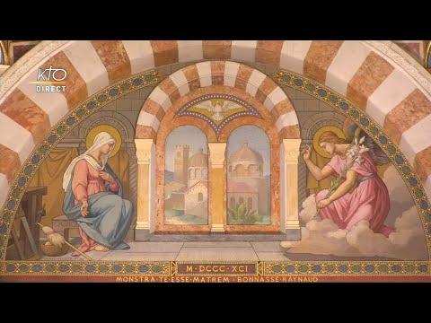 Laudes et Messe du 23 septembre 2021 à Notre-Dame de la Garde