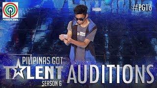 Pilipinas Got Talent 2018 Auditions: Jeptah Callitong - Magic