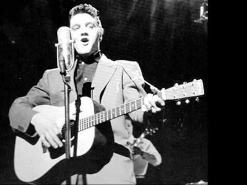 Elvis Presley - Faded love (original unedited)