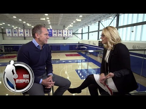 Colangelo: 'Its exciting here in Philadelphia' | Philadelphia All Access | ESPN