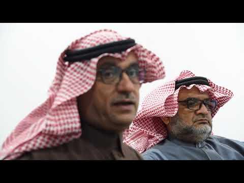 كلمة أ. عبد الله بن مهدي الشمري زيارة تعاونية للجمعية التعاونية الاستهلاكية بالخفجي