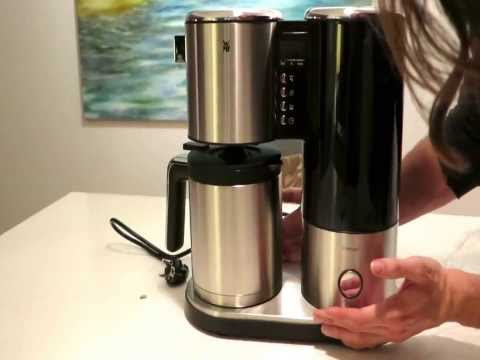 WMF Lineo Thermo Kaffeemaschine Unboxing