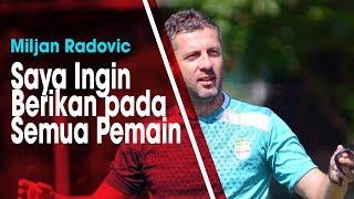 Persib Bandung Terlalu Gemuk, Radovic Berencana Depak Pemain, Sudah Dibicarakan dengan Manajemen