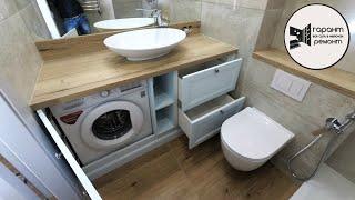Недорогие шкафы в ванную комнату