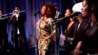 "Jill Scott ""The Way"" and ""Whenever You're Around"" LIVE"