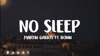 Martin Garrix Ft Bonn - No Sleep (Powerintro) video