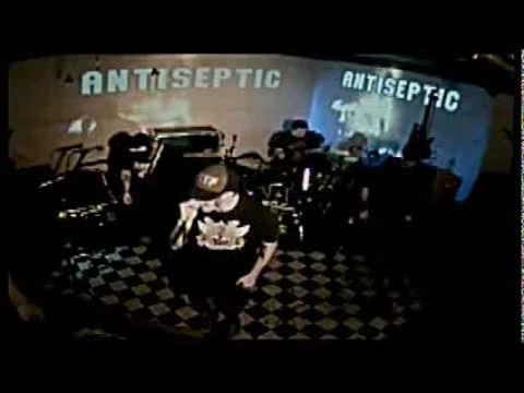 Antiseptic live @ the spitfire 8-16-2013