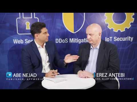 Allot CEO on the value of NFV and Security as a Service