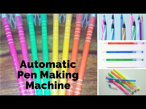 Automatic Pen Making Machine
