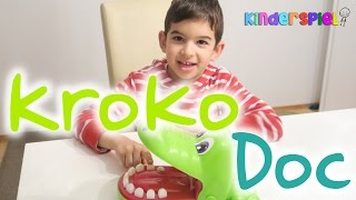 KROKO DOC | MIT LACHFLASH | Kinderspiel