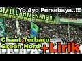 Download Lagu Hafalkan Lur..!! Chant Yo Ayo Persebaya + Lirik, Bonek Green Nord  Persebaya vs Madura United Mp3 Free