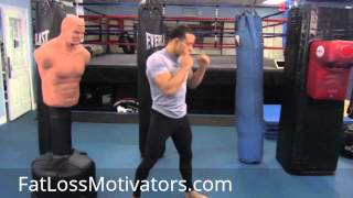 Beginners MMA Workout at Home - MMA Training - Stance, Jab and Cross